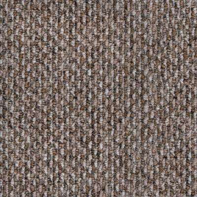 Corkwood - Color Taos Loop 12 ft. Carpet (1080 sq. ft. / Roll)