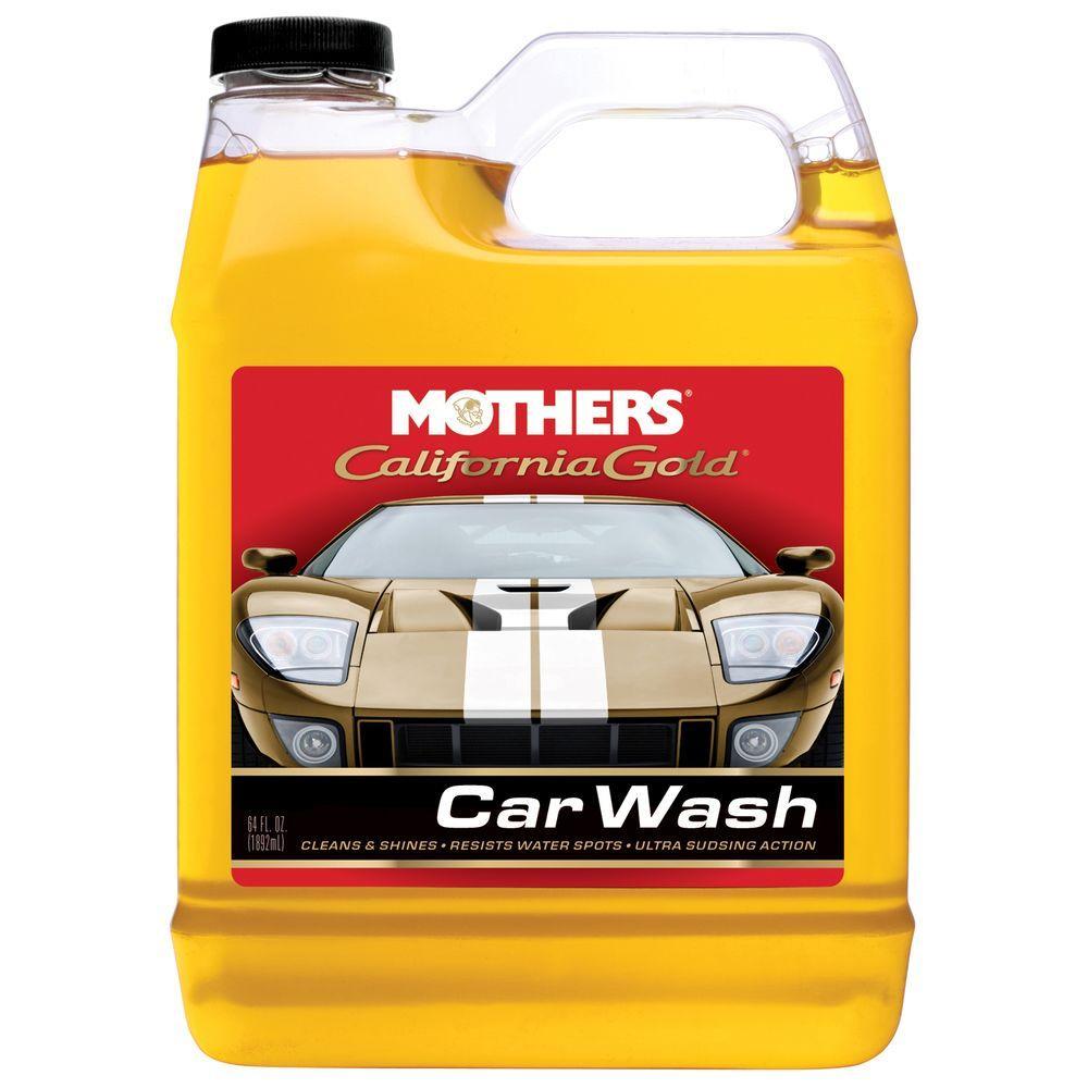 64 oz. California Gold Car Wash (Case of 6)