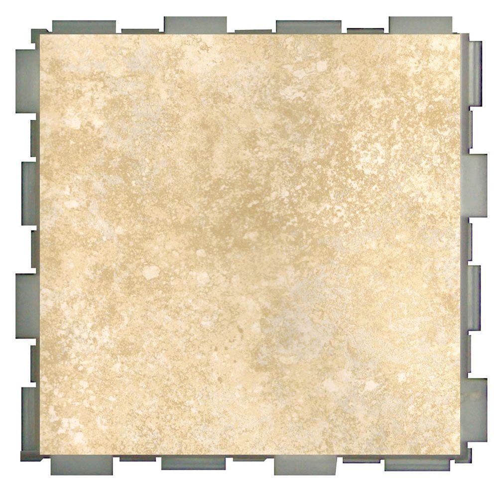 SnapStone Shell 6 in. x 6 in. Porcelain Floor Tile (3 sq. ft. / case)