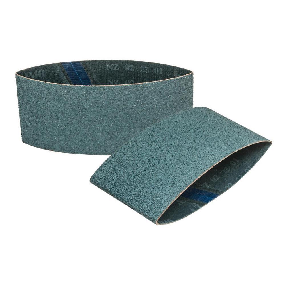 Top Cut 5 in. x 15.5 in. L x 3.5 in. GR40 Cloth Drum Belts (Pack of 5)