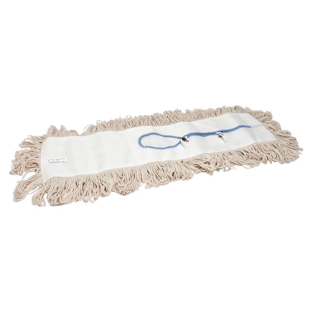 Genuine Joe Natural Cotton Yarn Mop Refill
