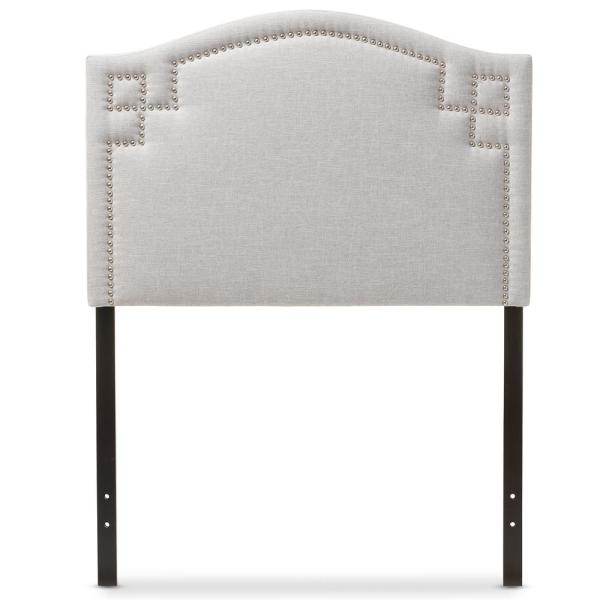 Baxton Studio Aubrey Beige Twin Headboard 28862-6981-HD