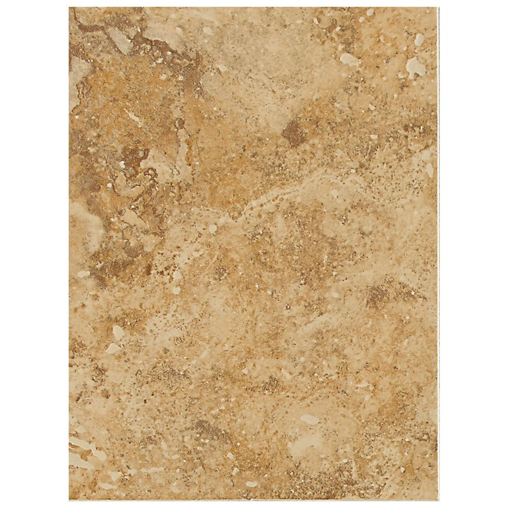 Daltile Longbrooke Weathered Slate 12 in x 12 in Ceramic