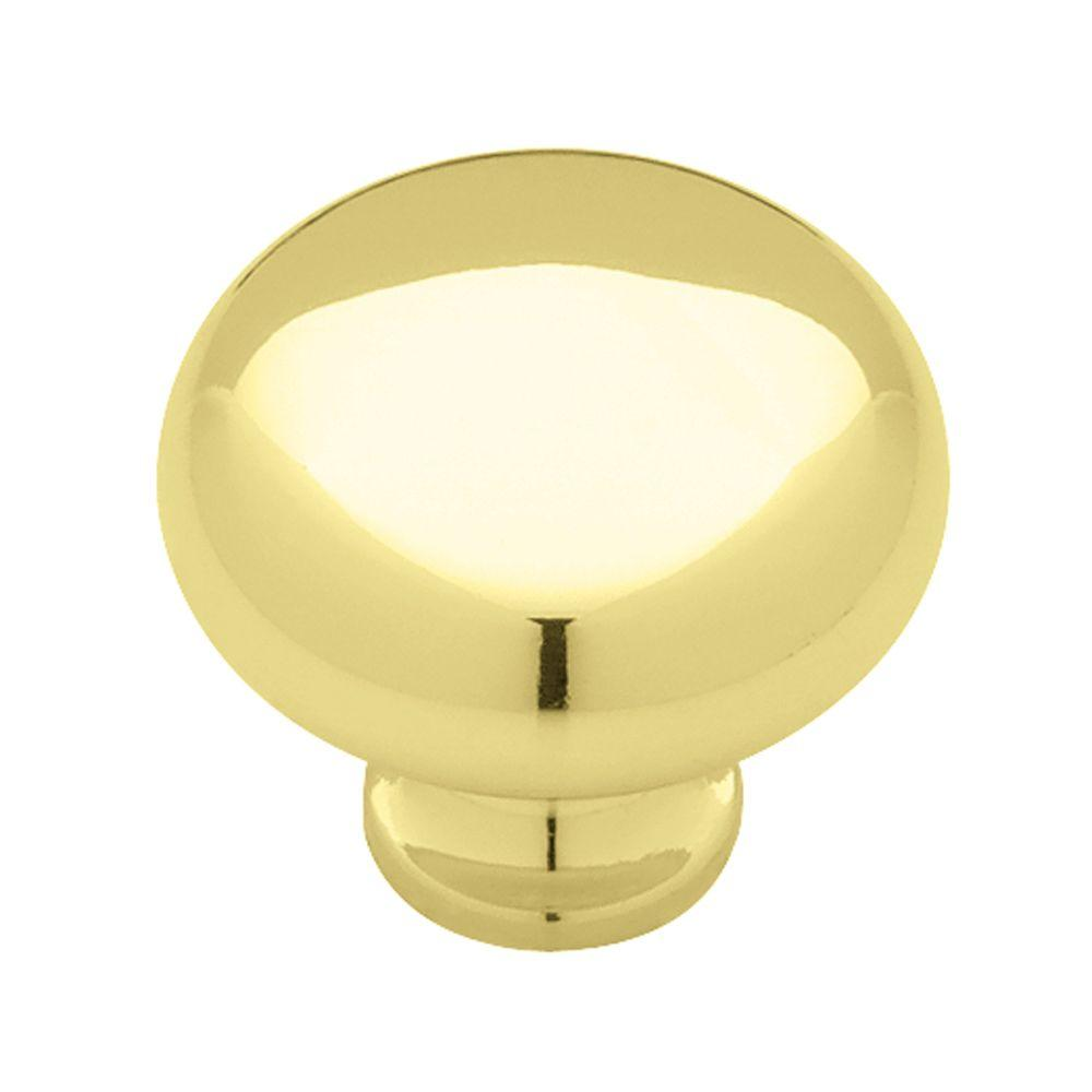 Brass - Cabinet Knobs - Cabinet Hardware - The Home Depot