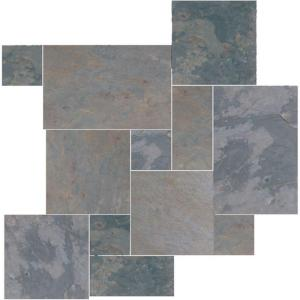 Daltile Natural Stone Collection Mongolian Spring 12 in. x 24 in ...