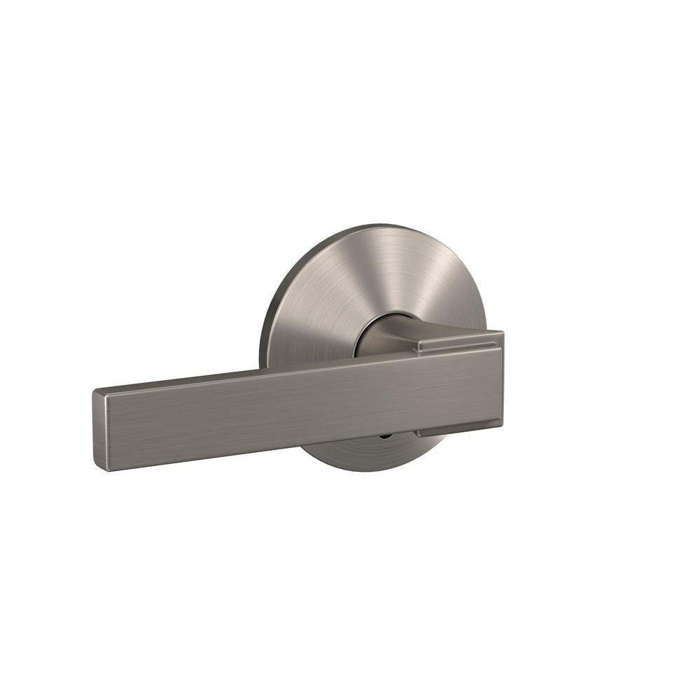Schlage custom northbrook satin nickel kinsler trim combined schlage custom northbrook satin nickel kinsler trim combined interior door lever planetlyrics Choice Image