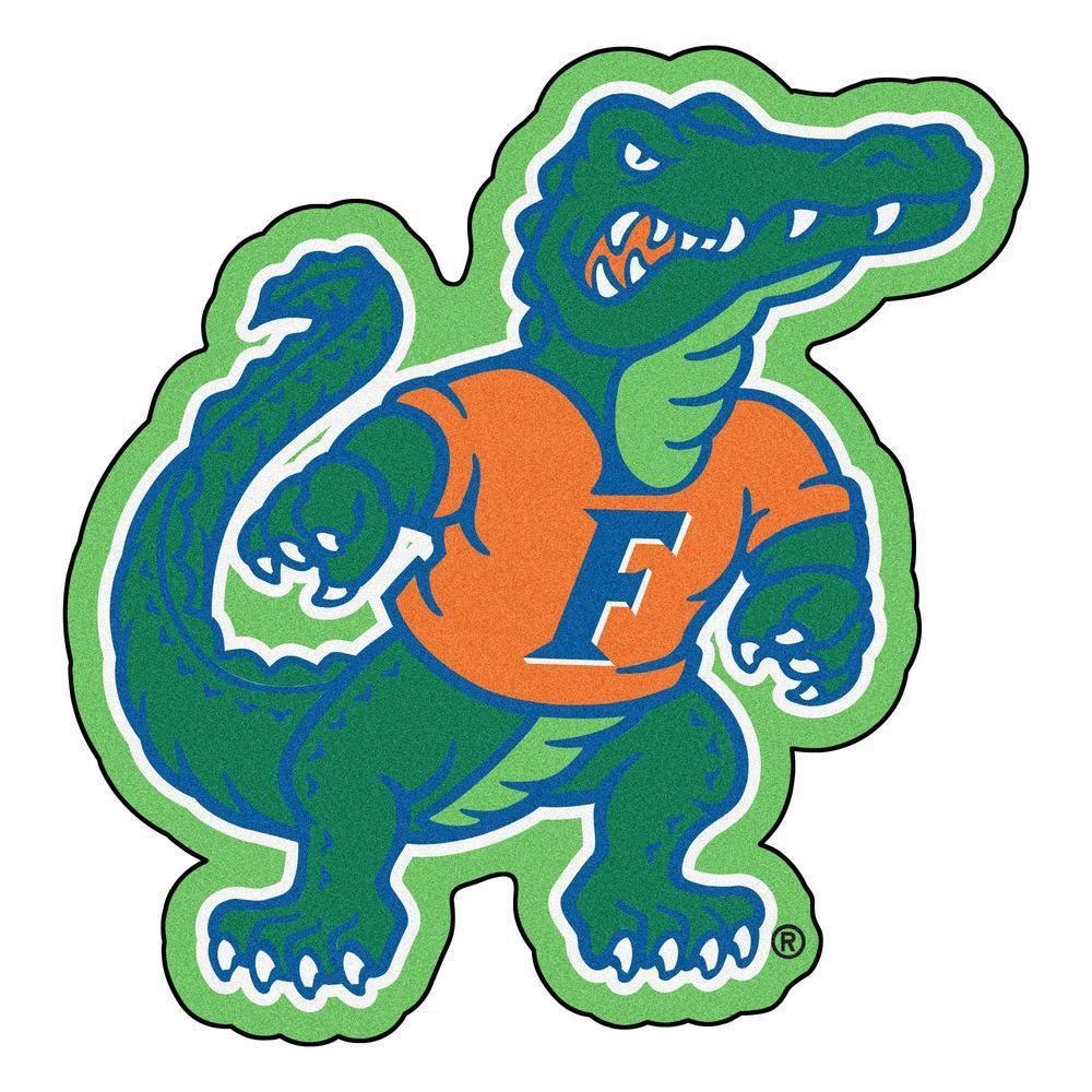 Fanmats Ncaa University Of Florida Green 3 Ft X 4 Ft
