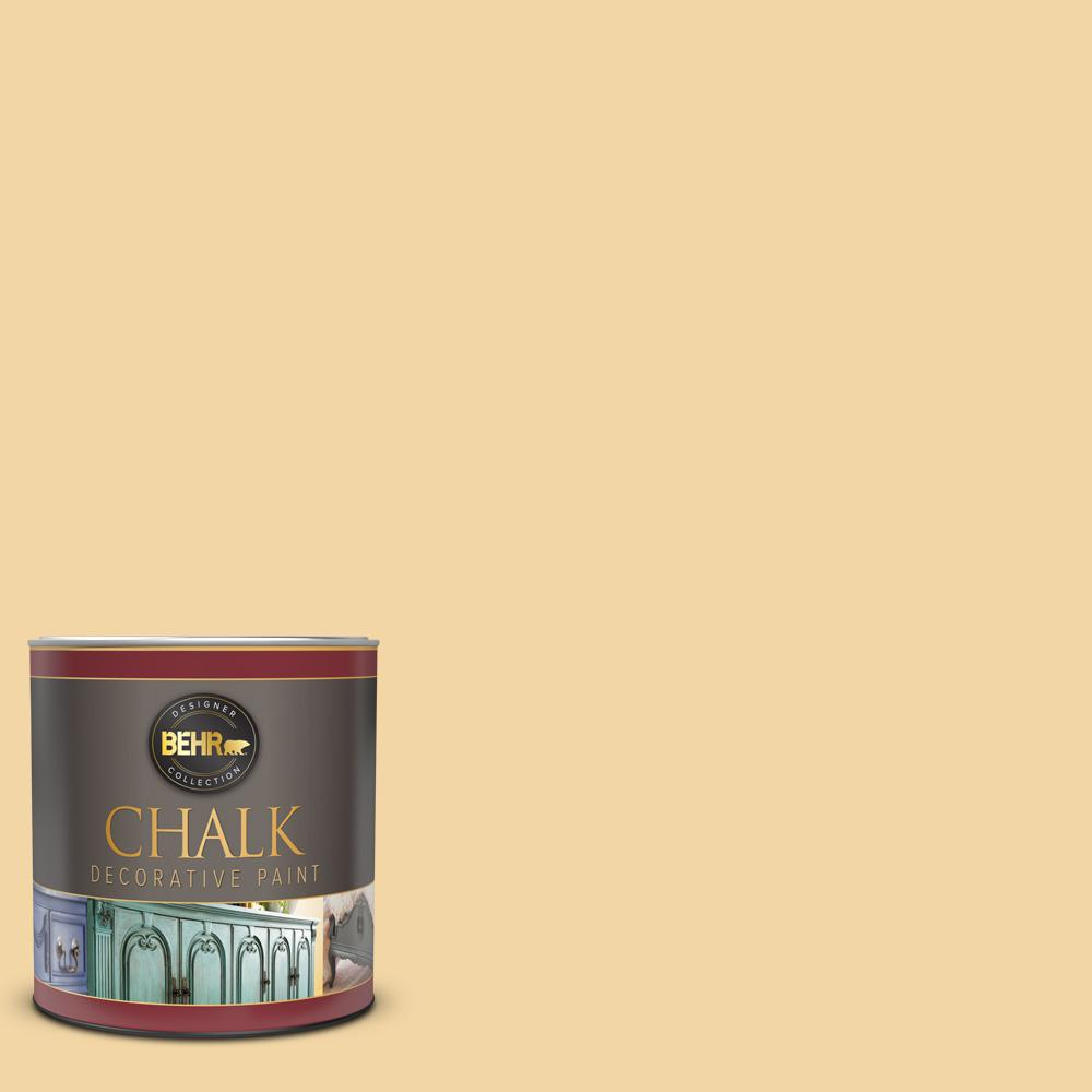 BEHR 1 qt. #BCP11 Easter Morning Interior Chalk Decorative Paint