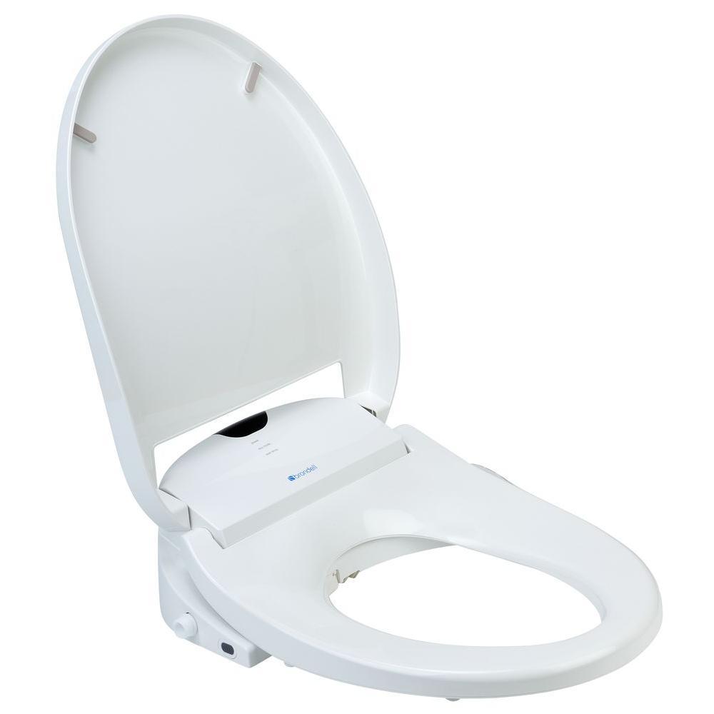 Phenomenal Brondell Swash 900 Electric Bidet Seat For Round Toilet In White Unemploymentrelief Wooden Chair Designs For Living Room Unemploymentrelieforg