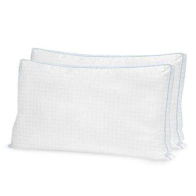 TempaGel Max Cooling King Pillow with Cooling Gel Beads (2-Pack)