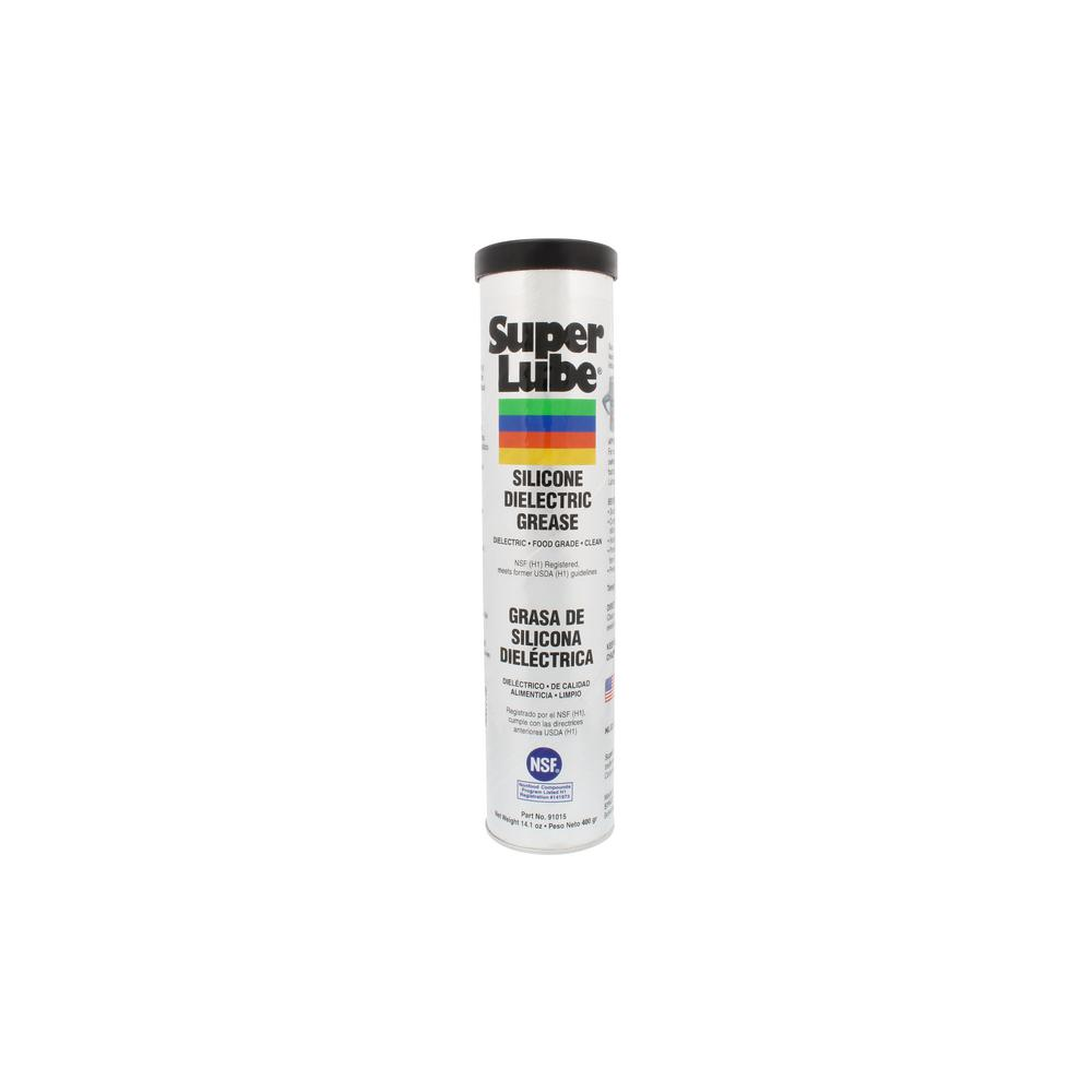 Super Lube 14.1 oz. (400 g) Silicone Tube Dielectric Grease
