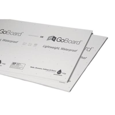 Johns Manville GoBoard 3 ft. x 5 ft. 1/2 in. Tile Backer Board (60 - Boards)