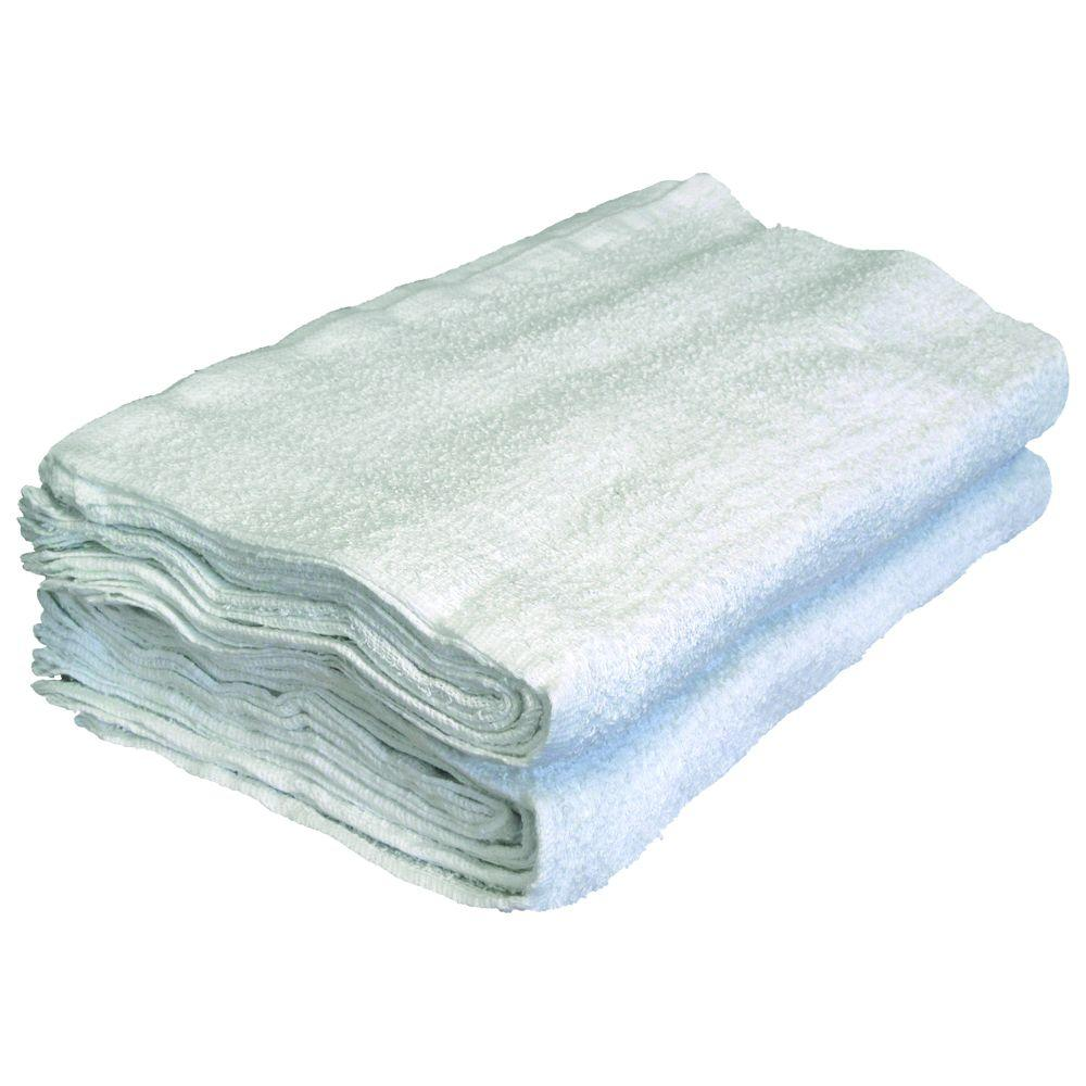 14 in  x 17 in  cotton terry towels  case of 288