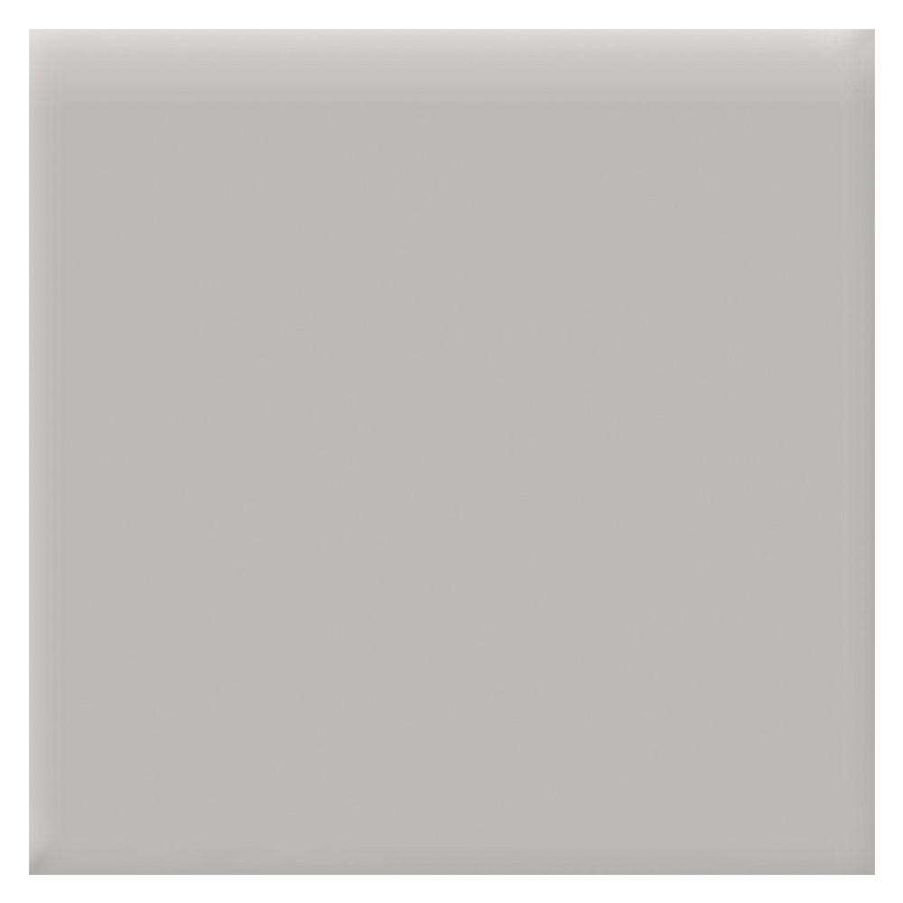 Daltile SemiGloss Ice Grey In X In Ceramic Surface - Daltile memphis