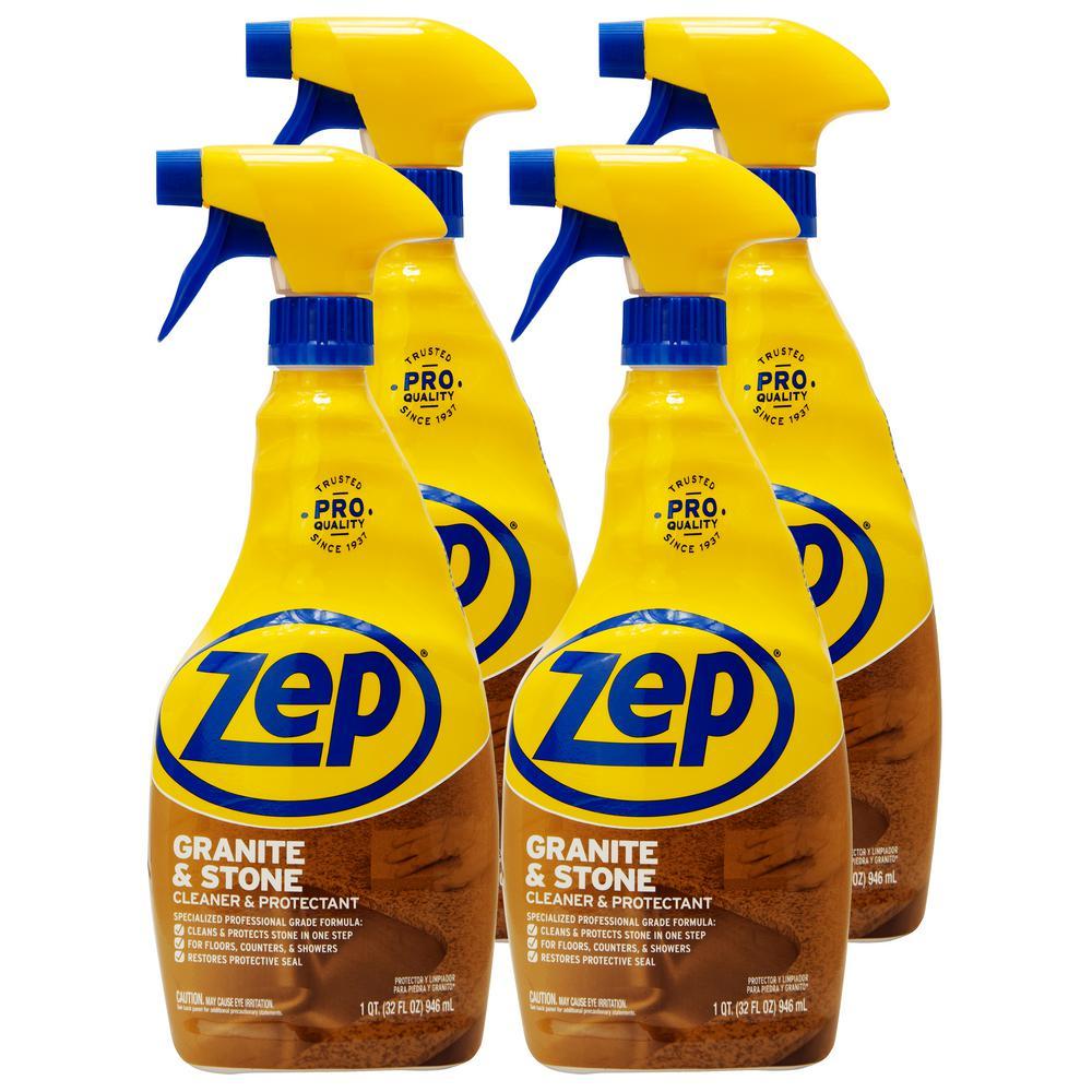 32 oz. CleanStone Plus Protectant (Case of 4)