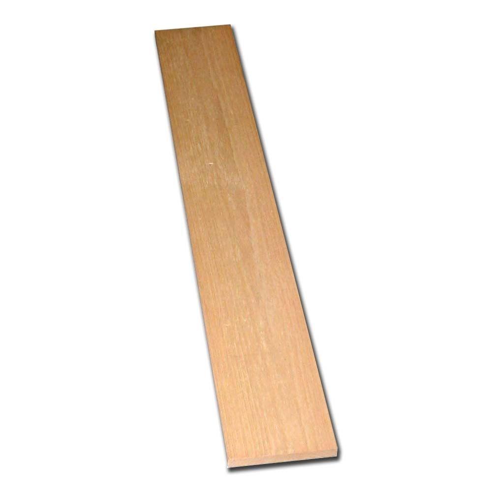 1 in. x 10 in. x 1 ft. Oak Board