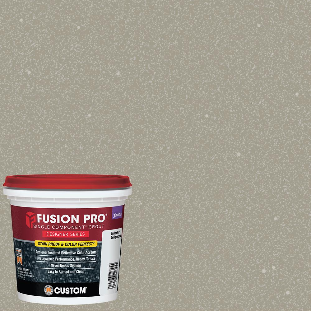 Custom Building Products Fusion Pro #550 Starlight 1 qt. Designer Series Grout