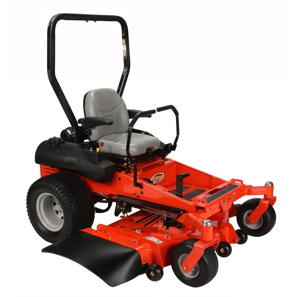 null Pro Zoom Commercial 54 in. 24.5 HP Kawasaki Zero-Turn Riding Mower-DISCONTINUED