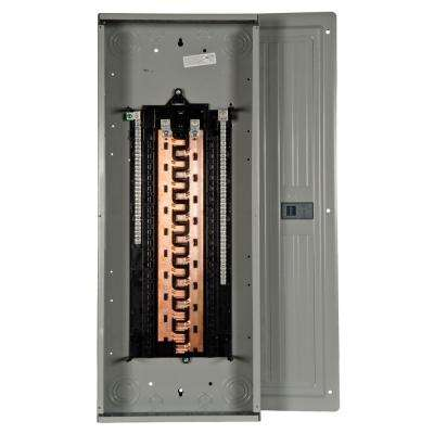PL Series 200 Amp 40-Space 40-Circuit Main Lug Indoor Split Ground Load Center