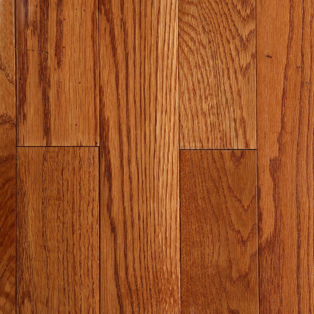 34 In Solid Hardwood Hardwood Flooring The Home Depot