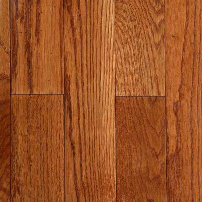Plano Marsh 3/4 in. Thick x 3-1/4 in. Wide x Varying Length Solid Hardwood Flooring (22 sq. ft. / case)