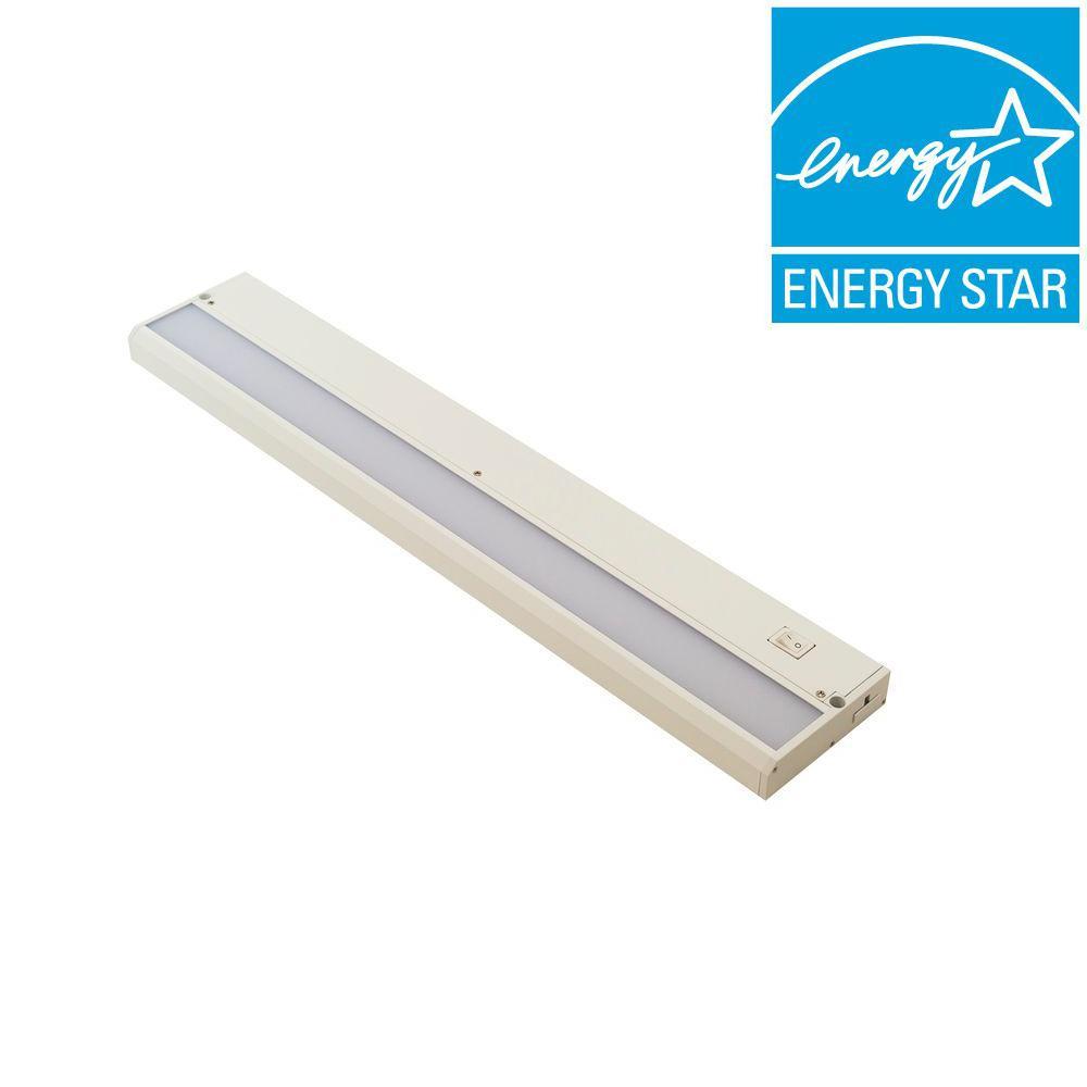 Eco II 22 in. LED White Under Cabinet Light