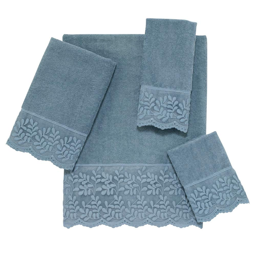 avanti linens carly 3piece towel set in mineral