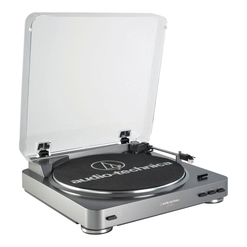 Audio-Technica 120-Volt LP-to-Digital Recording System wi...