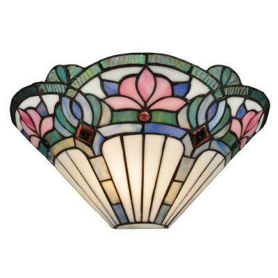 Windham 1-Light White Sconce