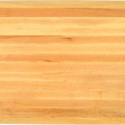 27 in. W Maple Top for Premier Series Garage Cabinets