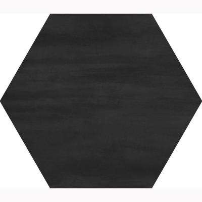 Ray Black HEX 10 in. x 8-1 / 2 in. Porcelain Floor and Wall Tile (13.98 sq. ft./Case)
