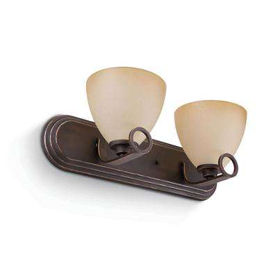Maurice 2-Light Oiled Bronze Sconce