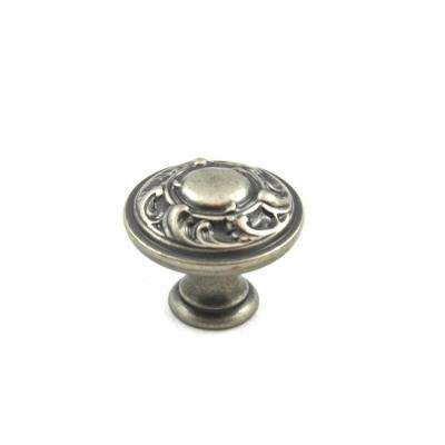 1.18 in. Old Iron Knob