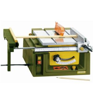 Proxxon Table Saw FET with 24-Tooth Saw Blade by Proxxon