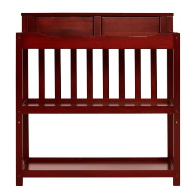 Zoey Cherry 3 in 1 Convertible Changing Table