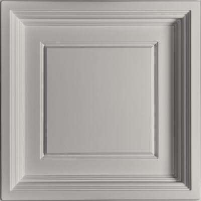 Madison Stone 2 ft. x 2 ft. Lay-in Coffered Ceiling Panel (Case of 6)