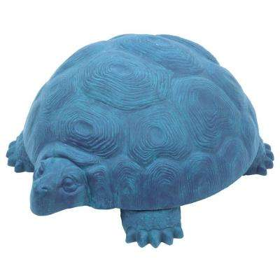 12 in. Tortoise Statue with Storage