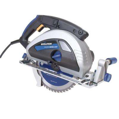 15-Amp 9 in. Steel Cutting Circular Saw