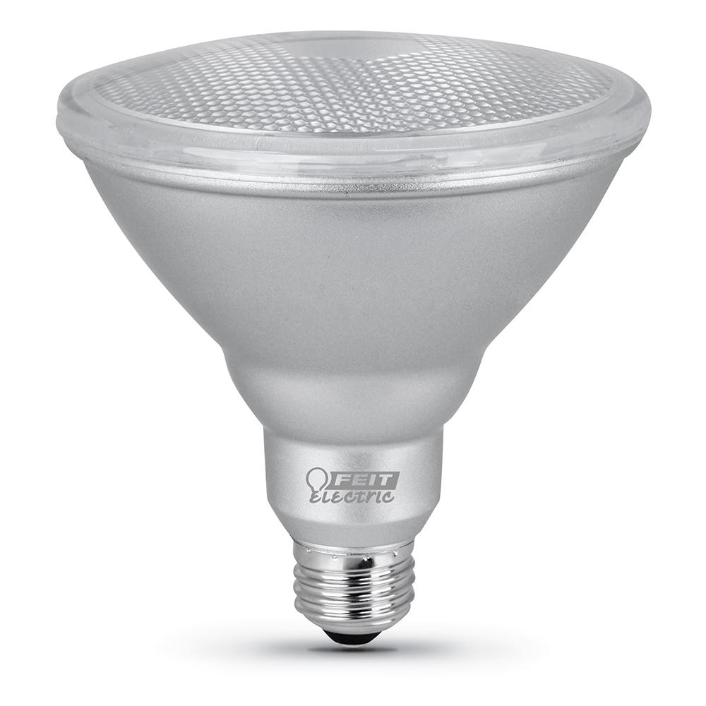 120W Equivalent Bright White (3000K) PAR38 Dimmable CEC Title 24 Compliant