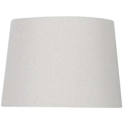 Mix & Match Gray Round Table Shade
