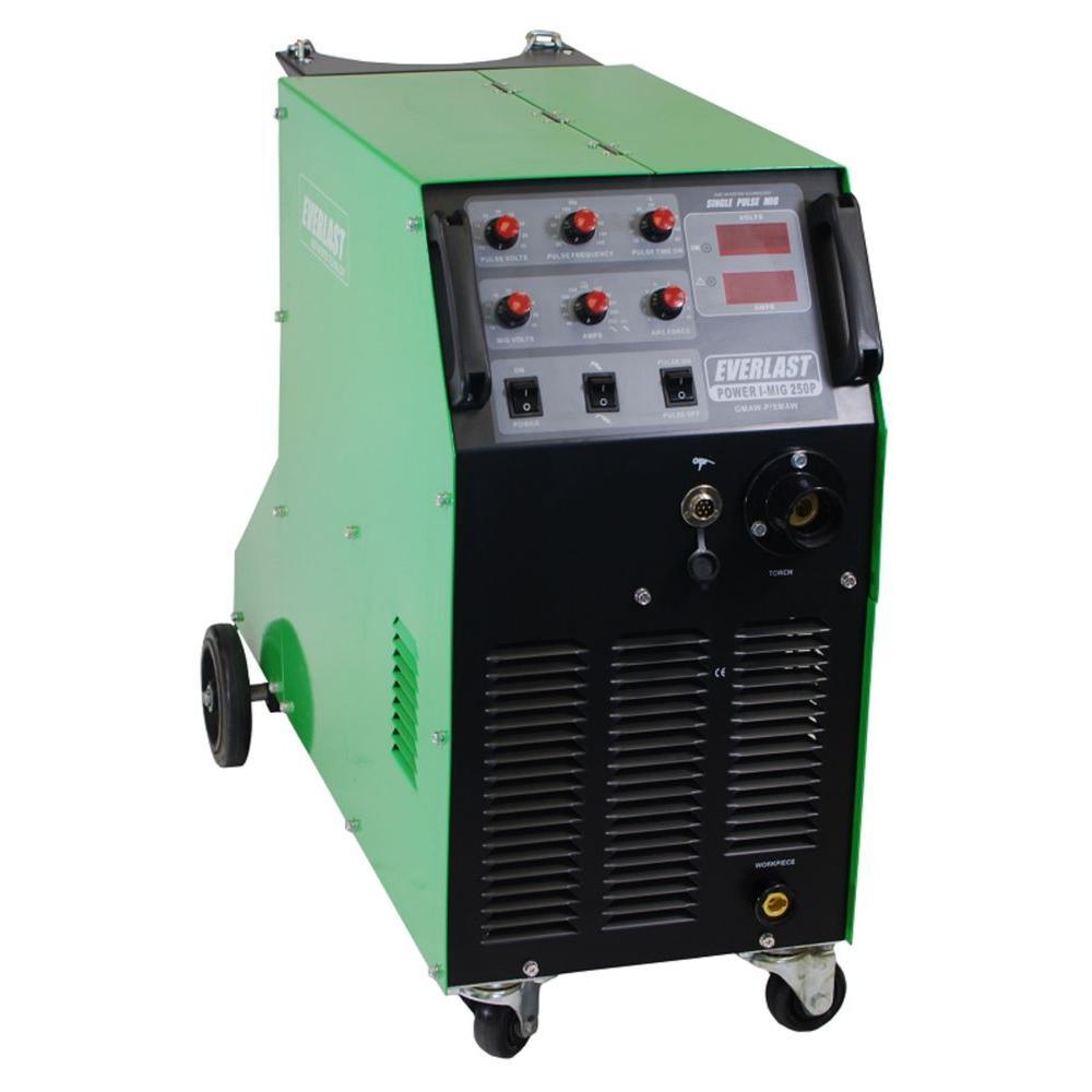 Everlast Poweri-MIG 250P MIG/Stick Welder