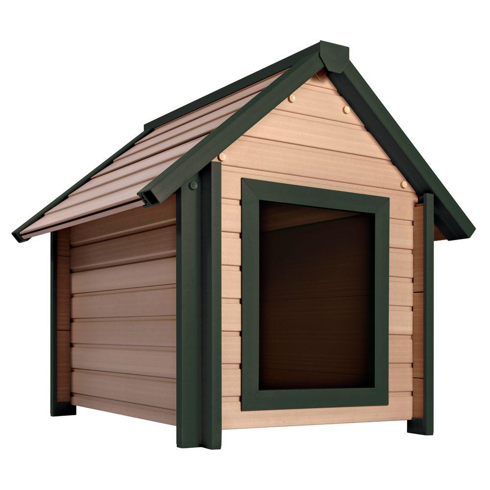 large dog house new age pet eco concepts bunkhouse x large house 10611