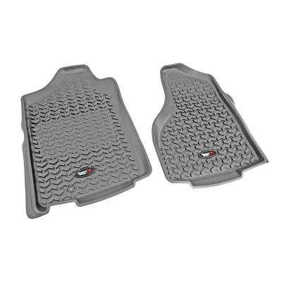 Floor Liner Front Pair Gray 2002-2011 Ram 1500/2500/3500
