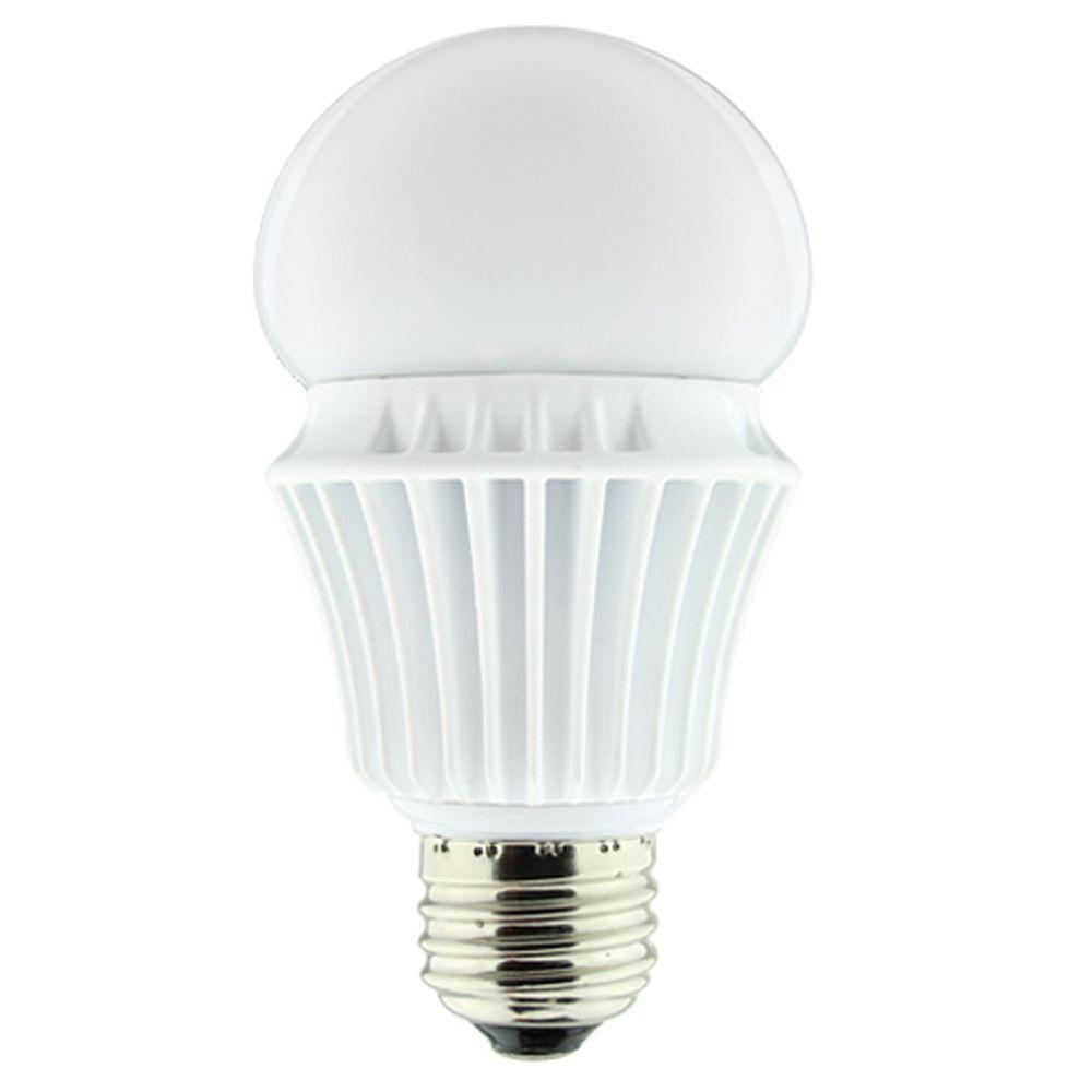Euri Lighting 60W Equivalent Warm White A19 Dimmable LED Light Bulb