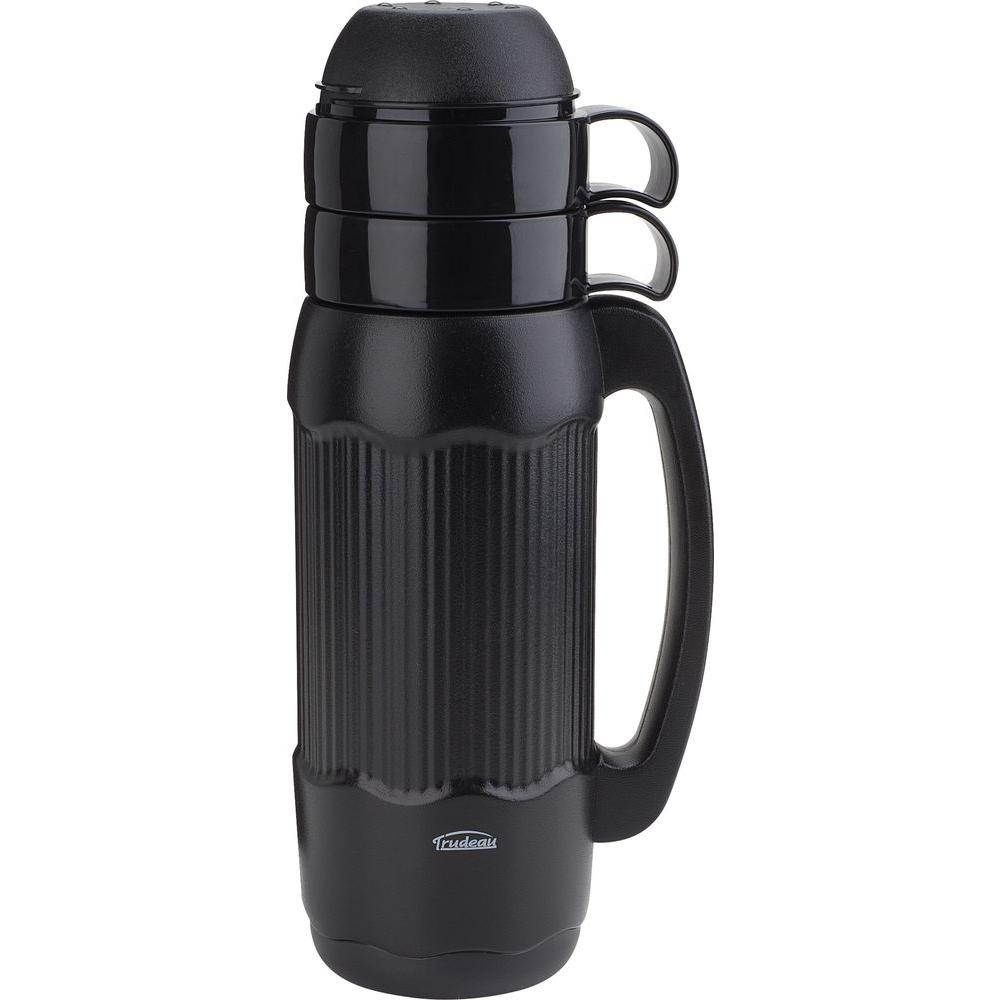 Trudeau 34 oz. Enduro Double Wall Insulated Flask