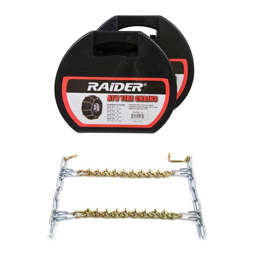 Raider ATV Tire Chain D-DISCONTINUED