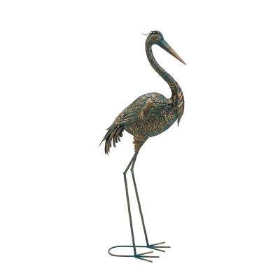 Art Flamingo Stake-Head Forward