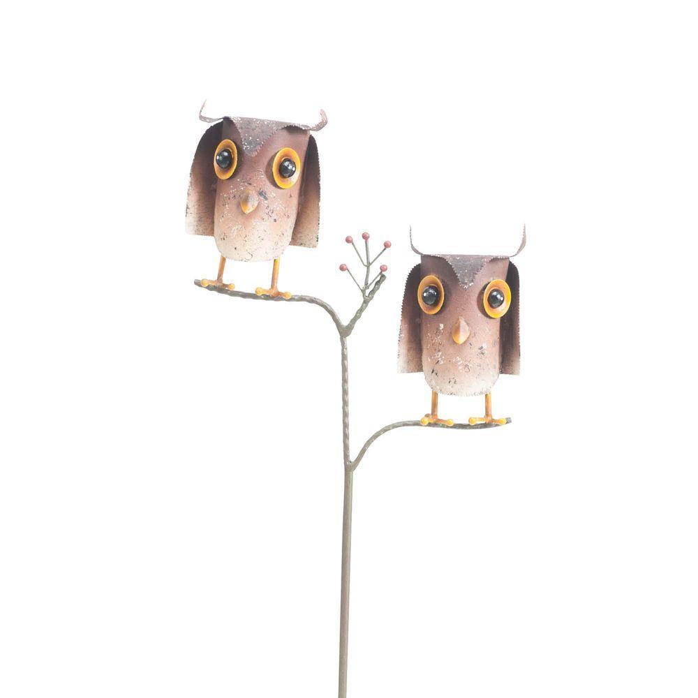 Sunjoy Owl Garden Stake