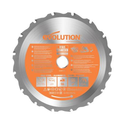 7-1/4 in. 20-T Multi-Material Replacement Circular and Chop Saw Blade
