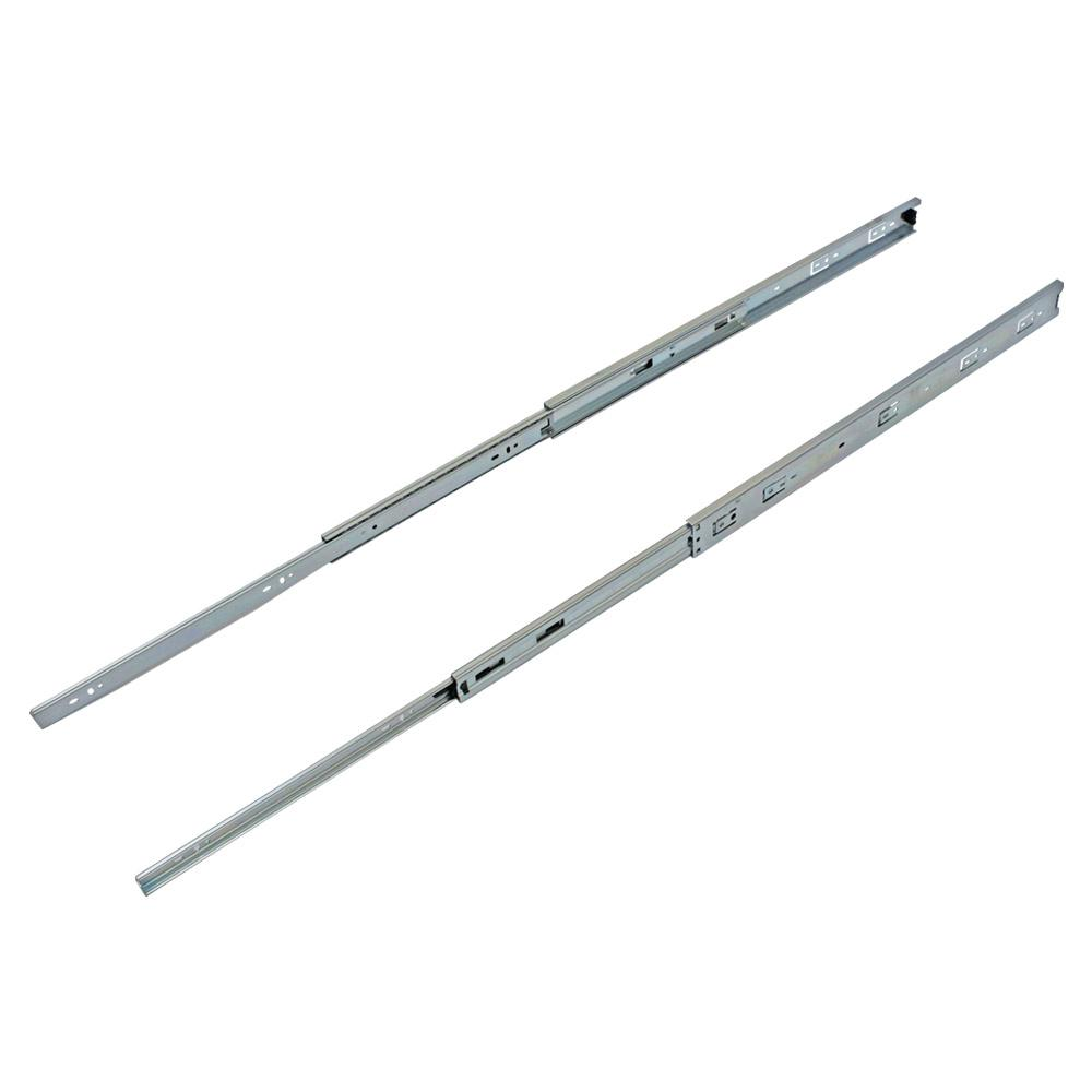 18 in. Full Extension Ball Bearing Side Mount Drawer Slide